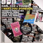 Carl Cox v Yousef ‎– I Want You (Forever) [EXCLUSIVE Vinyl]