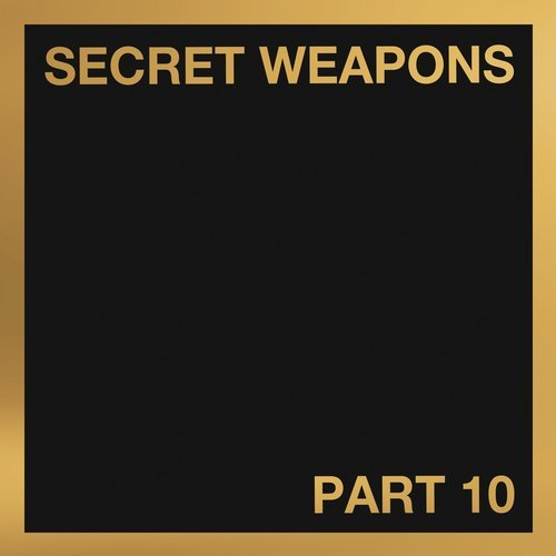 VA – SECRET WEAPONS PART 10 [AIFF – Zippyshare]