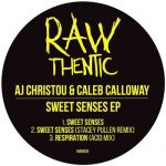 AJ Christou, Caleb Calloway – Sweet Senses [RWM005]