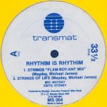 Rhythim Is Rhythim – Strings Of Life