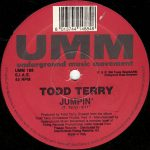 Todd Terry ‎- Jumpin