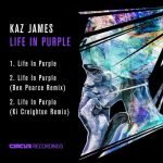 Kaz James, Ben Pearce, Ki Creighton – Life in Purple