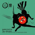Dario D'Attis, David Aurel – Tell Me Who