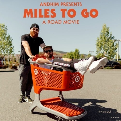 Andhim – MILES TO GO – A ROAD MOVIE (SOUNDTRACK) [MP3]