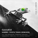CannaKid – Kambo / Synth Train (Remixed)
