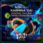 N2N, Karmina Dai – Dancing Machine (DJ Vartan & Techcrasher Remix)
