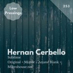 Hernan Cerbello – Sublime