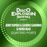 Jerry Ropero, Sandro Sandrino, Paper Head – Quattro Porte