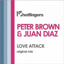 Juan Diaz, Peter Brown – Love Attack (Original Mix)