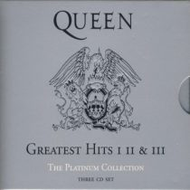 Queen – Greatest Hits I. II. & III. (The Platinum Collection)