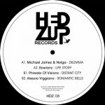 VA – HDZ08 EP with Michael James & Nolga, Phreaks Of Visions, Rowlanz, Alessio Viggiano
