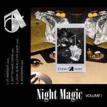Jkriv, Studio 54 Music, RickExpress – Night Magic Vol. 1