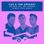 Vize, Tom Gregory – Never Let Me Down (James Hype Extended Remix)