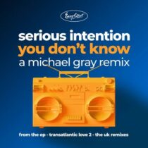 Serious Intention – You Don't Know (A Michael Gray Remix)