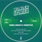 Daniel Monaco, Shubostar – Disco Star Machine