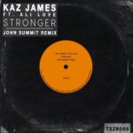 Kaz James, Ali Love – Stronger