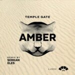 Temple Gate – Amber
