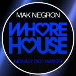 Mak Negron – Monkey Do, Mambo