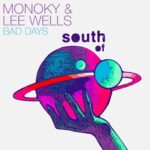 Monoky, Lee Wells, Black V Neck – Bad Days
