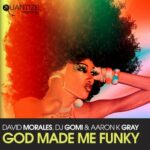 David Morales, DJ Gomi, Aaron K. Gray – God Made Me Funky (David Morales Remixes)