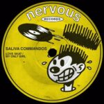 Saliva Commandos – Love Skat / My Only Girl