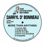 Darryl D'Bonneau – More Than Anything