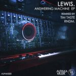 Lewis. – Answering Machine
