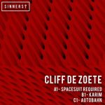 Cliff De Zoete – Spacesuit Required
