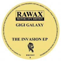 Gigi Galaxy – THE INVASION EP