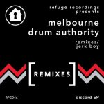 Melbourne Drum Authority – Discord (Remixes)
