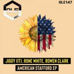 Rone White, Jiggy (IT), Rowen Clark – American Stafford EP