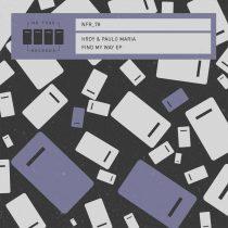 HRDY, Paulo Maria – Find My Way EP