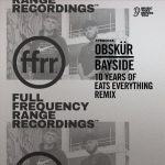 Obskür – Bayside (10 Years Of Eats Everything Extended Remix)