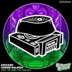 Andre Salmon, Kricked – You, Me and the Galaxy