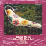 Right Mood – What Did They Say