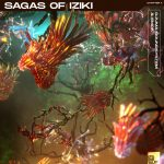 Emok, Djuma Soundsystem, Olith – Sagas Of Iziki | Chapter 2
