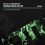 Din Jay – Angie Brown – Gonna Move On Up