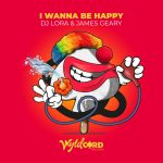 DJ Lora, James Geary – I Wanna Be Happy