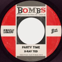 X-Ray Ted – Party Time