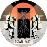 Escape Earth – Monolith on Mars