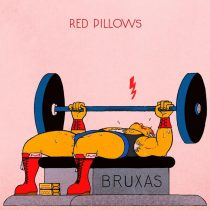 Bruxas – Red Pillows
