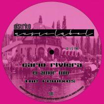 Carlo Riviera – El Amor mio ( The Remixes )