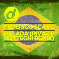 Federico Scavo – Balada (Rivaz & Botteghi Extended Remix)