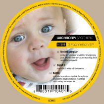 Wighnomy Brothers – 3 Fachmisch EP
