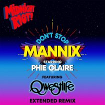 Mannix – Don't Stop (feat. Phie Claire)
