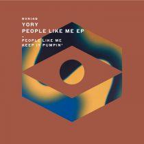 YORY – People Like Me EP