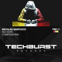 Nicolas Santucci – No Hope / Confessions