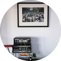 Ian Pooley – Studio A Pt.1